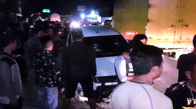 Pemuda Nekat Curi Mobil Berisi Bocah Perempuan di Sukabumi