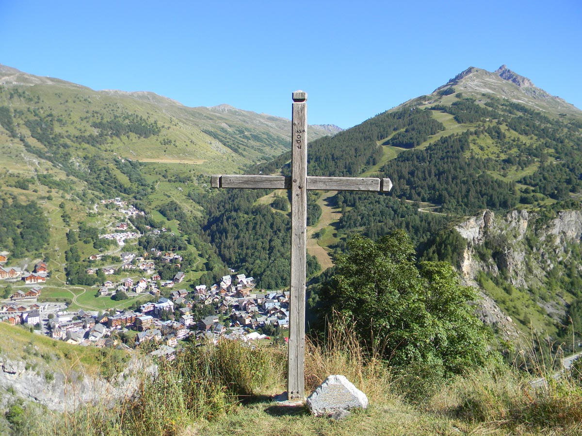 Croix Valloire été