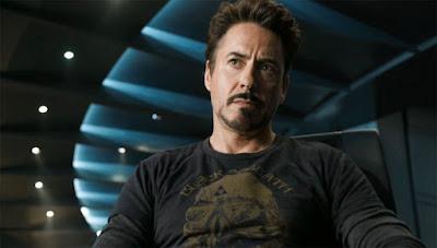 the avengers tony stark iron man