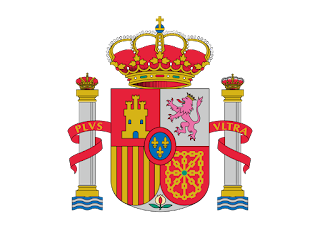 Escudo de España - Spain Shield Logo Vector