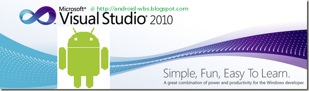 Android Programming in VB 2010