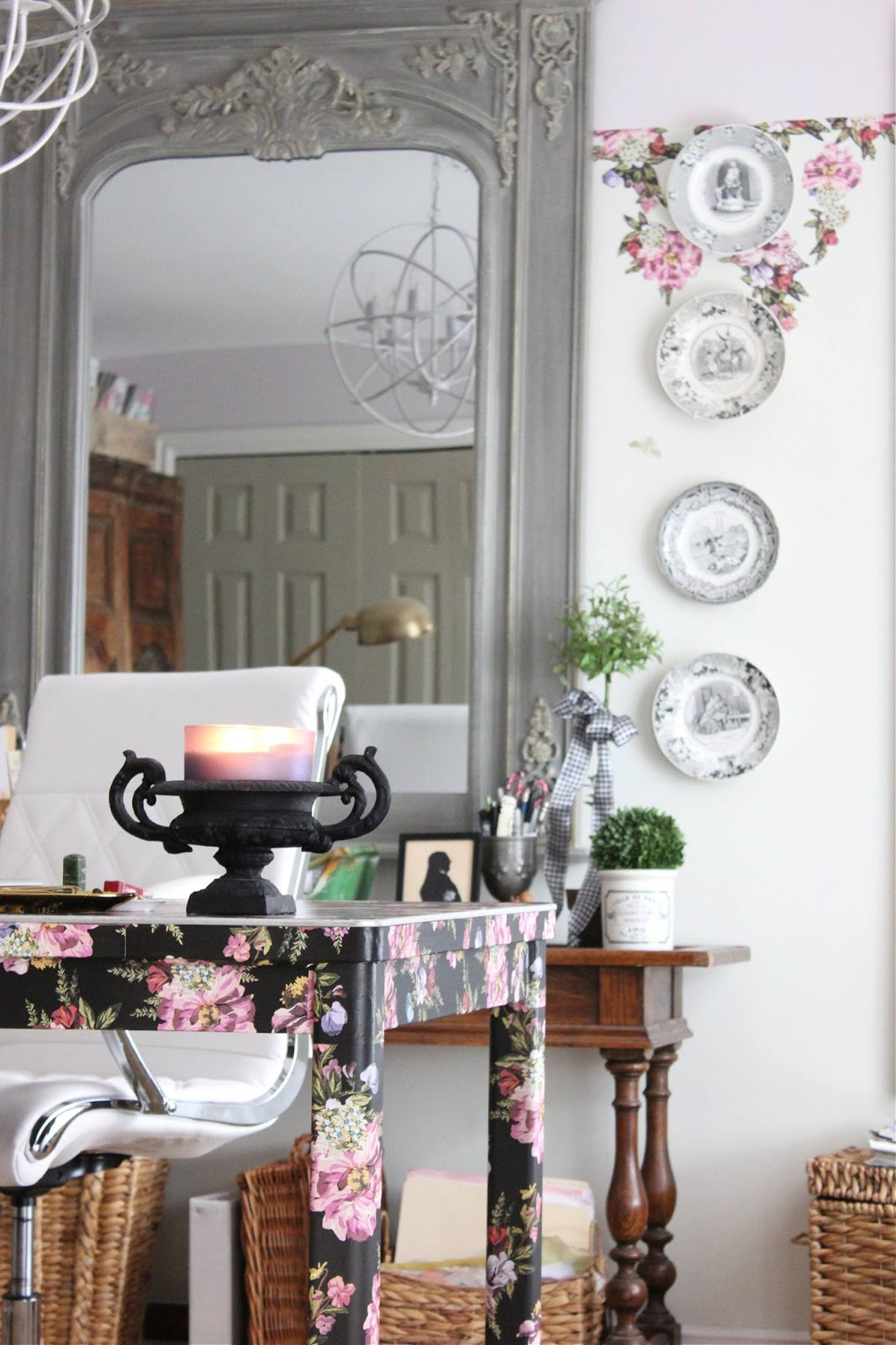 floral decoupage furniture. Floral Decoupage Furniture. Monday, March 21, 2016 Furniture L