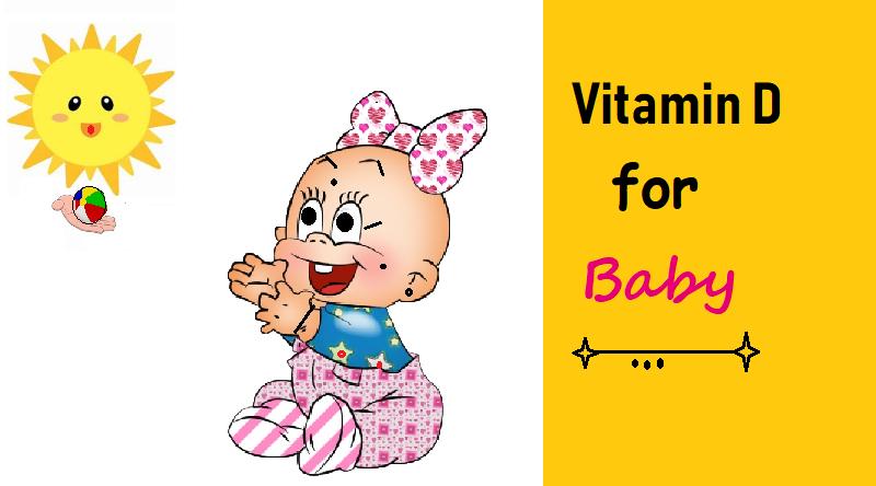 Does Baby Need Vitamin D