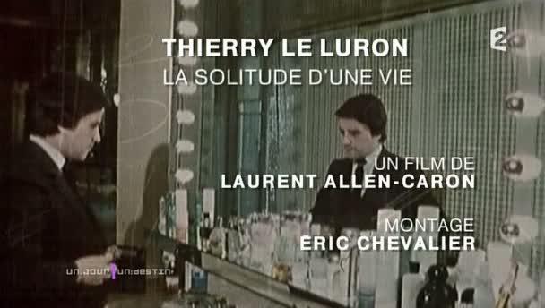 LURON DESTIN UN LE THIERRY TÉLÉCHARGER UN JOUR