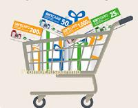 Logo Pam Panorama ''Vieni, compra e vinci'': in palio 708 buoni spesa da 25€ e fino a 1.000€
