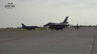 F-16 AU Irak