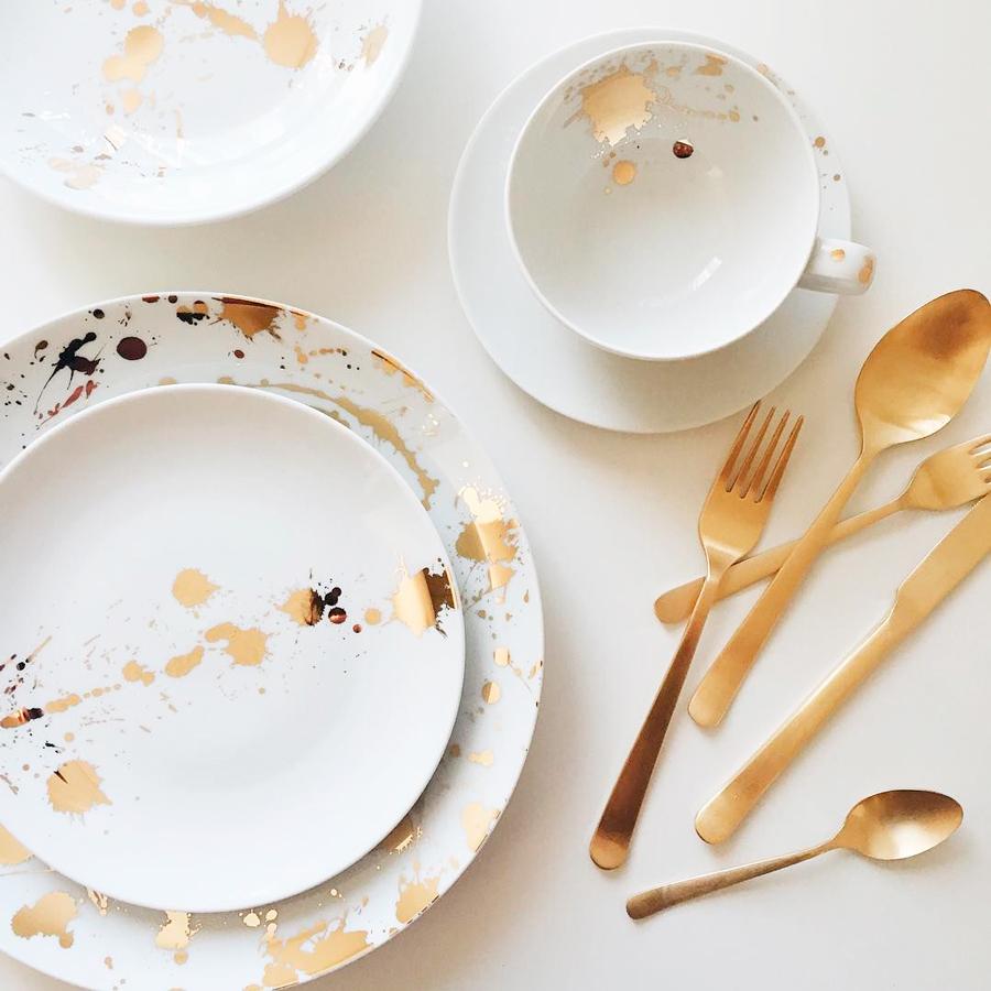 blog de moda y lifestyle  decoraci u00d3n mesa  vajillas bonitas