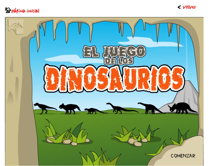Juegos De Pintar Dinosaurios Que Vuelan Biblioteca De: Las Cosas Que Aprendo: LOS DINOSAURIOS