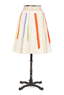 Anthropologie Telephone Pole Skirt by Lithe
