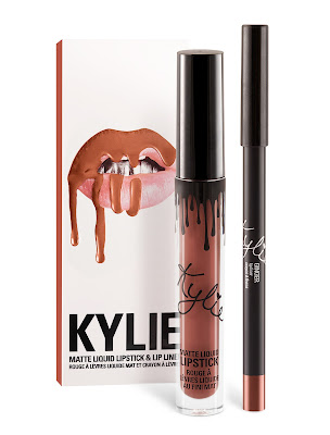 Kylie Lip Kit Ginger