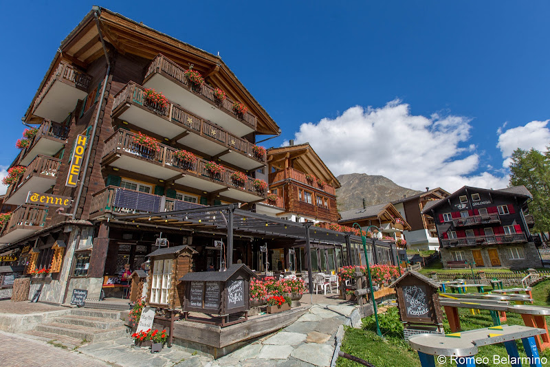 Hotel Tenne Things to Do in Saas-Fee Switzerland in Summer