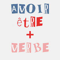 le passé composé en français, grammaire fle