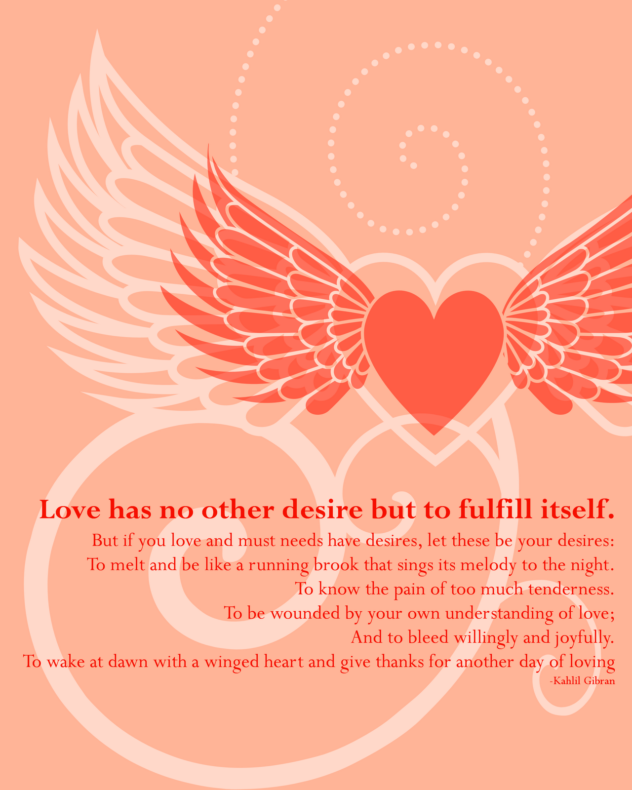 Quotes About Love: Kahlil Gibran Quotes On Love