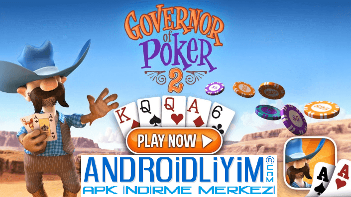 Governor of Poker 2 Premium Android FULL APK - androidliyim