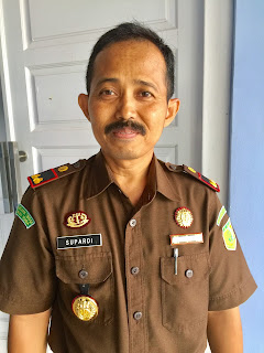Kajari Morotai Bangga Kepada TNI Yang Selalu Siap Mengawal NKRI