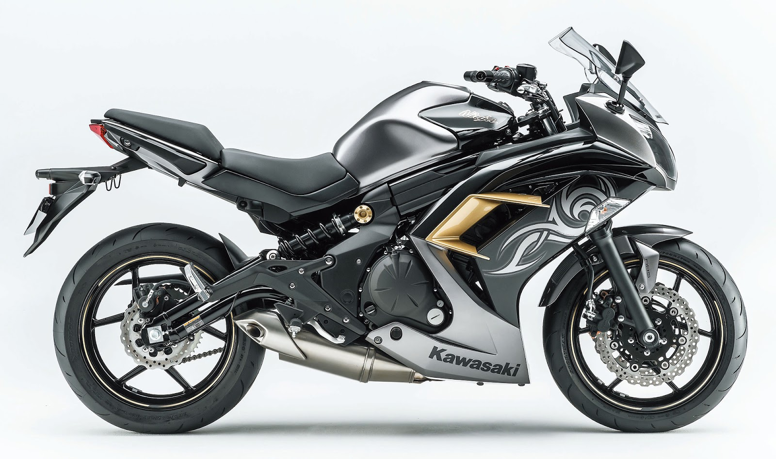 Planet Japan Blog: Kawasaki Ninja 400 Special Edition 2017