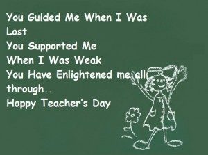 Teachers Day 2016 Wishes, Images