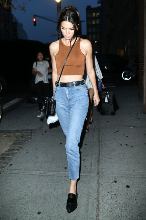Kendall Jenner style Loafers from MAdewell