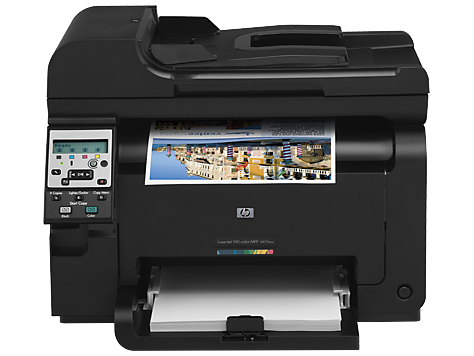 Hp laserjet pro 100 color mfp m175nw driver software   hp drivers.