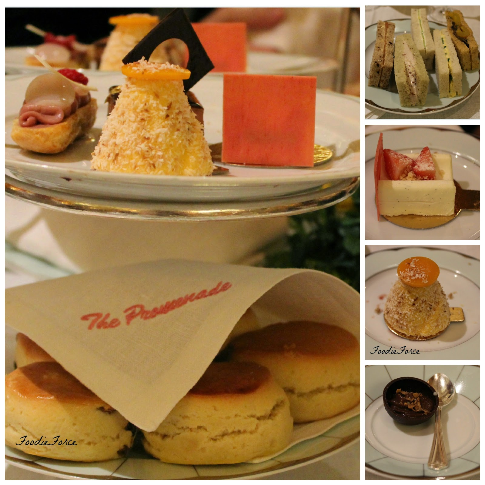 Dorchester Afternoon tea