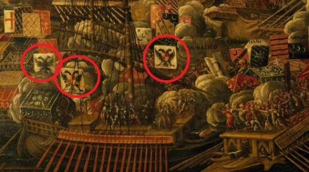 Albanians who Fought against Ottomans in 1571 in Lepanto Battle