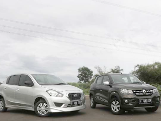 Perbandingan Renault Kwid vs Datsun GO Panca vs Toyota Agya