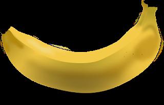 banana, frutas, español, portugués, comidas, alimentos