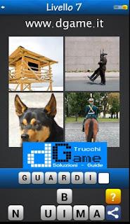 PACCHETTO 2 livello 7 - Soluzioni Trova la Parola - Foto Quiz con Immagini e Parole