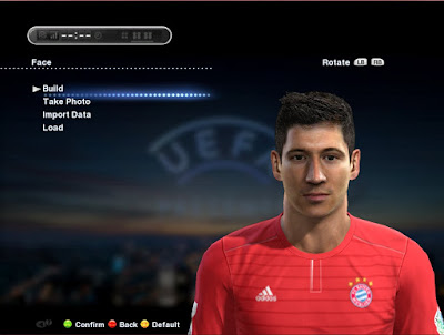 PES 2013 New Lewandowski By Mohammad Rostami