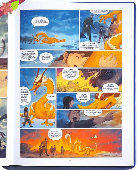 Yin et le dragon - Volume 3 - Nos dragons éphémères - Rue de sèvres