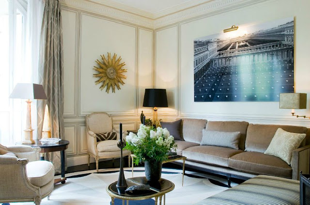 Jll design designer feature jean louis deniot for Living room 8 place jean rey