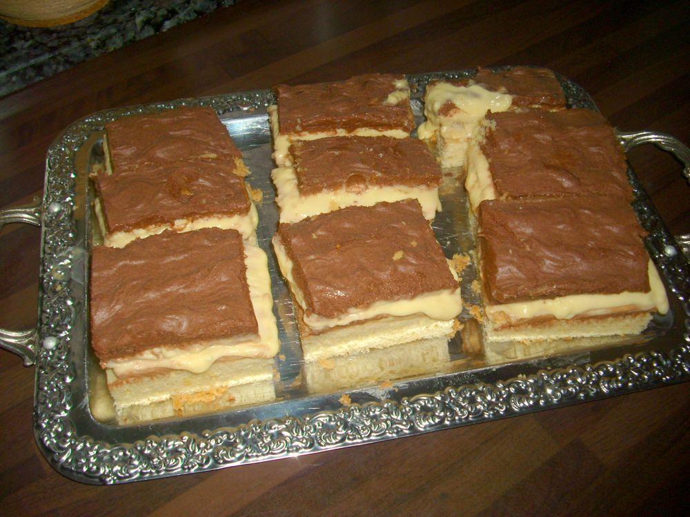 Timmys Basteleien Rum Keks Kuchen
