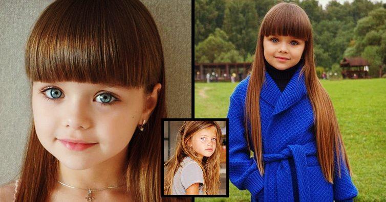 Yuk Liat Anak Gadis Kecil Paling Cantik di Dunia | liataja.com