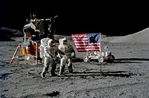 EXTRATERRESTRE ONLINE: APOLLO 17: Astronautas Fotografam ...