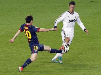 El Clasico 222 Barca - Real 2 : 2