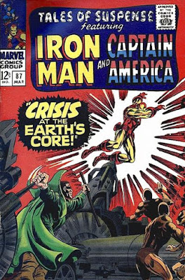 Tales of Suspense #87, Iron Man vs the Mole Man