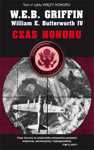 Czas honoru - nowość od wydawnictwa Zysk i S-ka