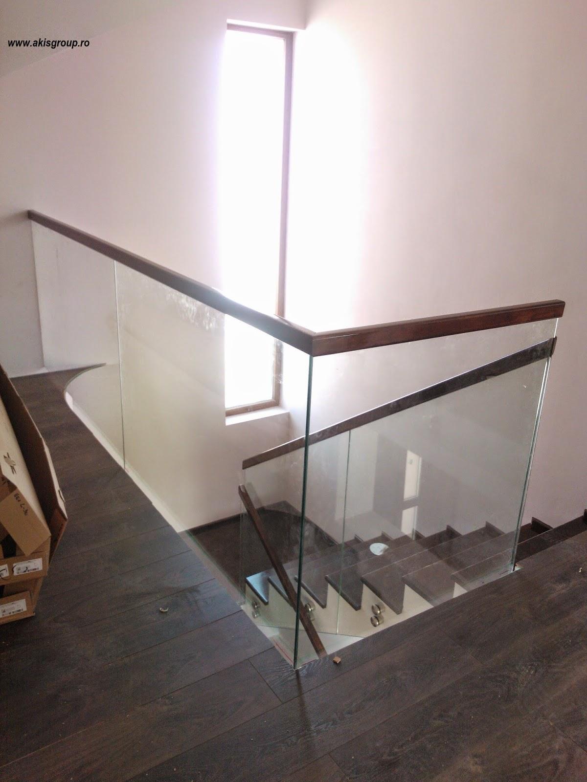 glasgel nder edelstahl treppengel nder innenh fe terrassen glas gel nder treppen sonderangebot. Black Bedroom Furniture Sets. Home Design Ideas