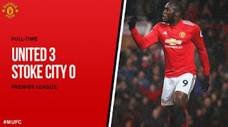 Video Gol Manchester United vs Stoke City 3-0 Liga Inggris Senin 15 Januari 2018