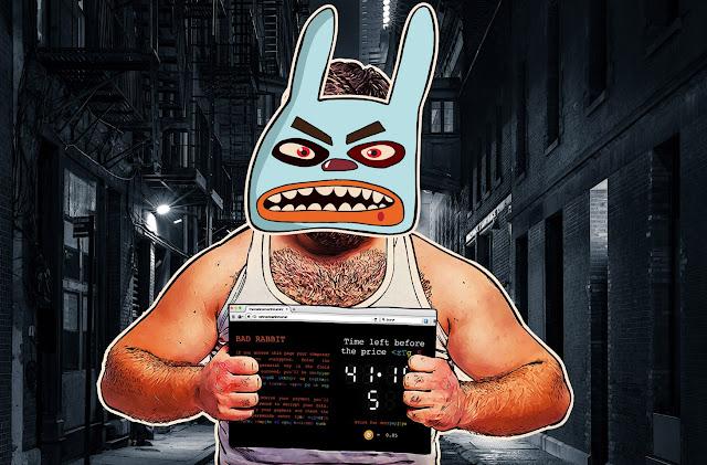 فايروس الفدية الجديد Bad Rabbit يجتاح العالم