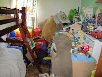 Como manter um quarto infantil organizado com três passos