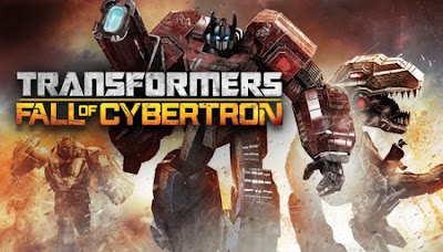 Transformers Fall of Cybertron video game review