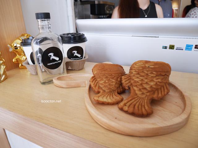 Specialty waffle offerings