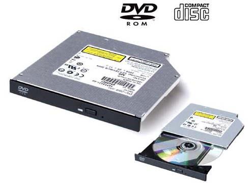 Fungsi CD ROM dan DVD ROM pada Komputer