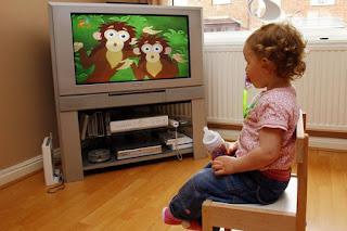 دراسة مهمة للغاية: الاطفال و التلفاز!!