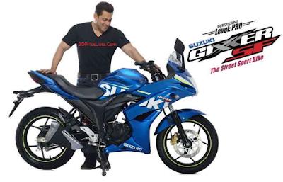 Suzuki Gixxer SF Motorcycle Specifications & Price In Bangladesh