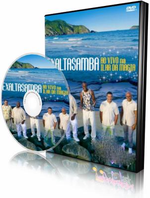DVD Exaltasamba – Na Ilha da Magia (2009)