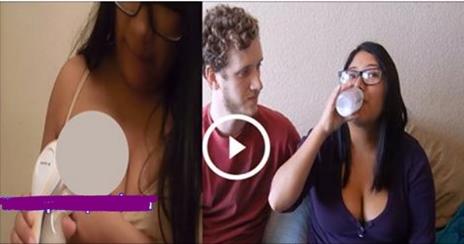 Drinking Her Own Milk