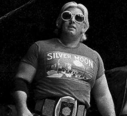 Ric Flair in 1975 at age 26