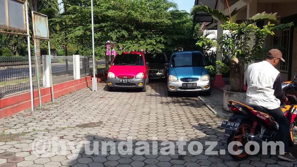 Touring Hyundai Atoz